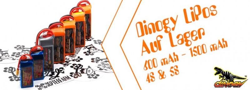 Dinogy LiPos