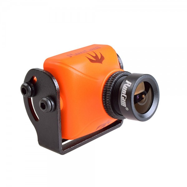 RunCam Swift BL L23 und OR L23 Orange Angled Front