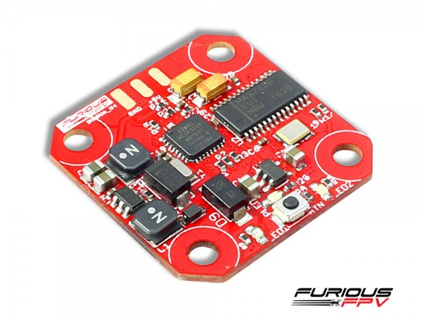 Furious FPV Pit Mode Adjustable Innova V4 Angled Oben