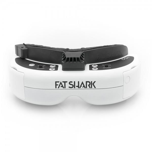 FatShark Dominator HDO FPV Brille OLED Display Vorne