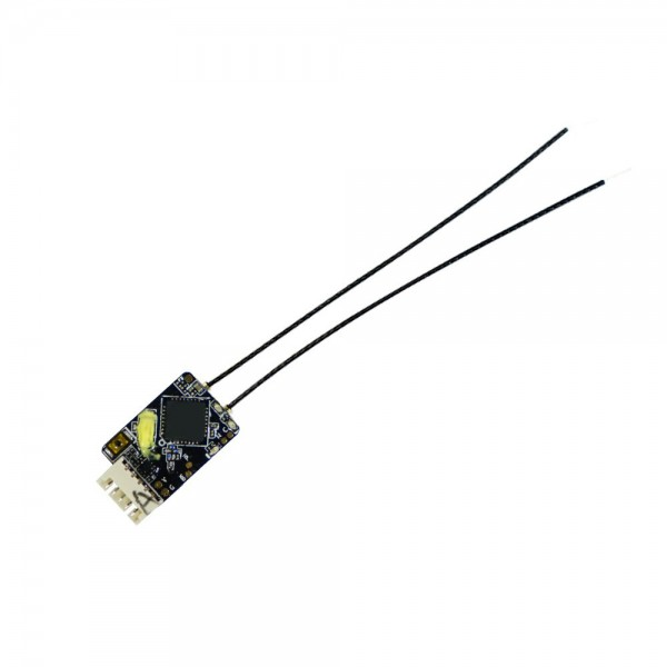 FrSky R-XSR Ultra mini redundancy receiver antenna oben