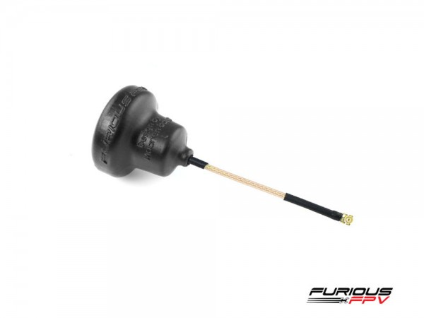 Furious FPV Pagoda Antenne UFL LHCP Side