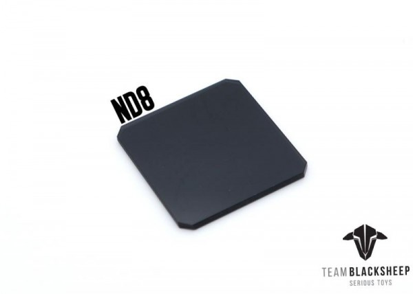 TBS ND8 Glas Filter
