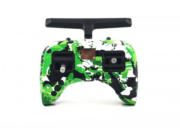 TBS TANGO 2 SKIN - ARMY CAMO GREEN WHITE BLACK