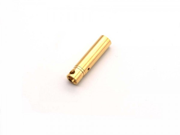 4mm Goldkontaktbuchse Female Amass