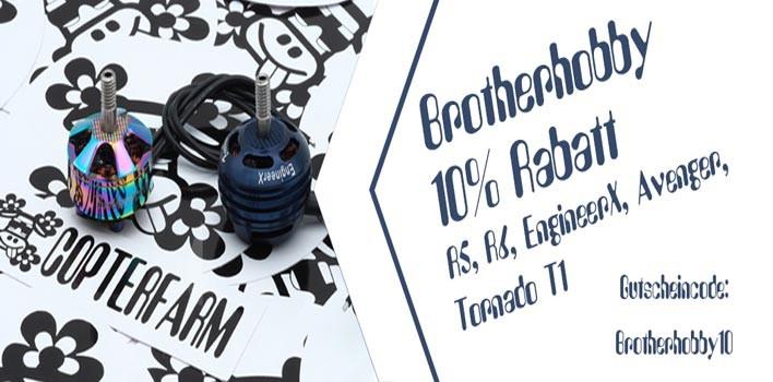 Brotherhobby Motoren