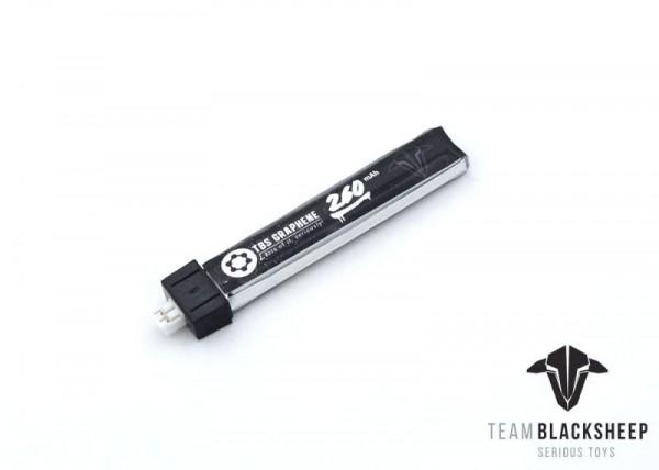 Team BlackSheep TBS Graphene 260mAh 1S HV