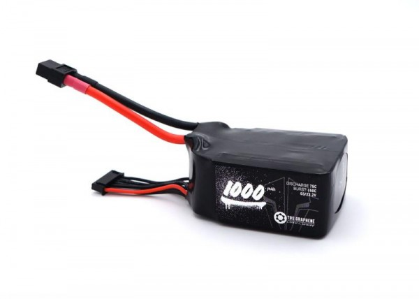 Team BlackSheep TBS Graphene 1000mAh 6S 75C 22,2V
