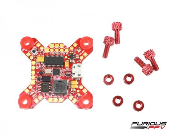 Furious FPV Fortini F4 OSD 32 Khz Flight Controller Rev.2 Main
