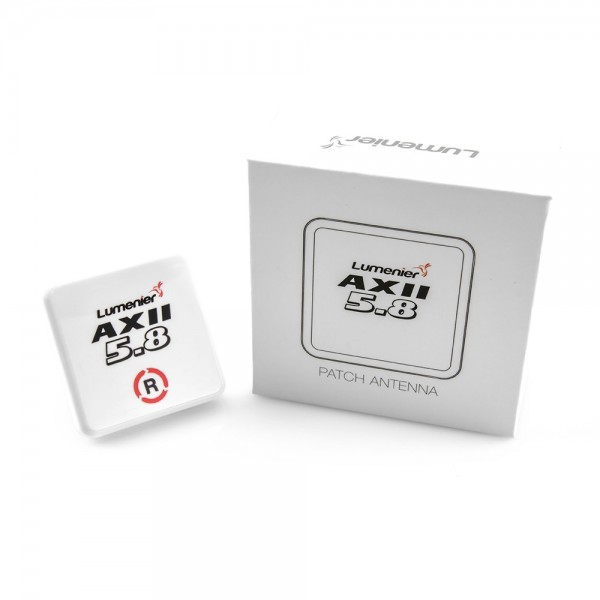 Lumenier-AXII-5.8GHZ-Patch Antenne-RHCP-Package