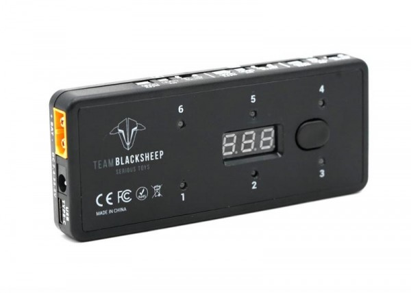 Team BlackSheep TBS Micro Batterie Charger V2