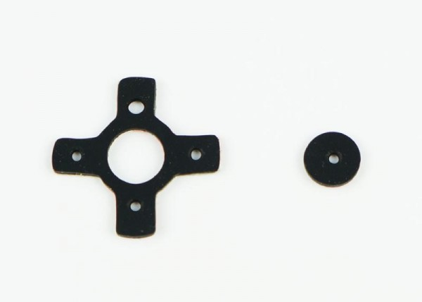 TBS 9pcs Soft-Mount Silicone Kit 1mm Oben