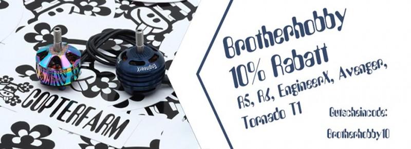 Brotherhobby FPV Motoren