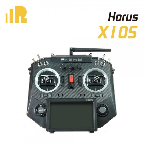 FrSky Horus x10s 16 Chanels Transmitter Carbon Oben